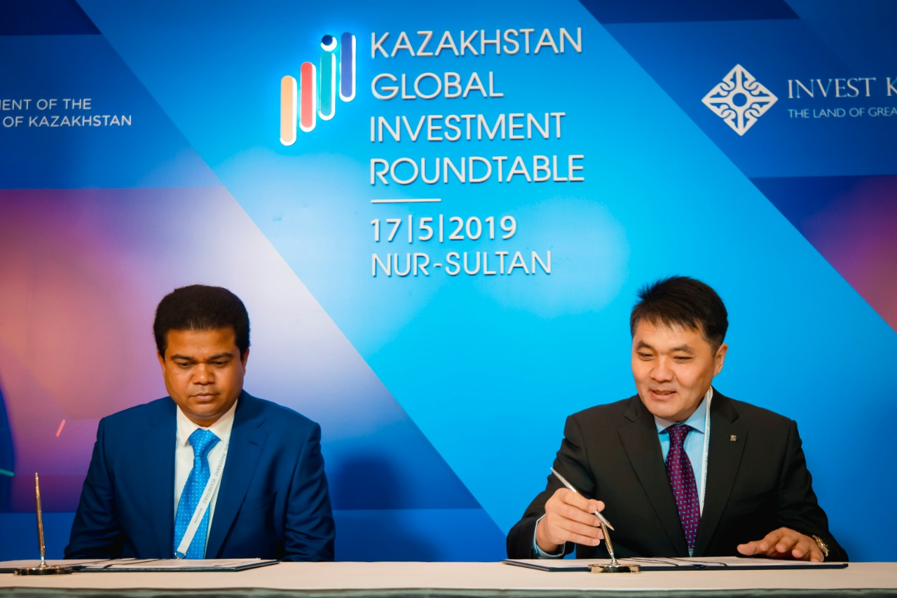 Key Indian companies finalise projects worth $300 mn for Kazakhstan