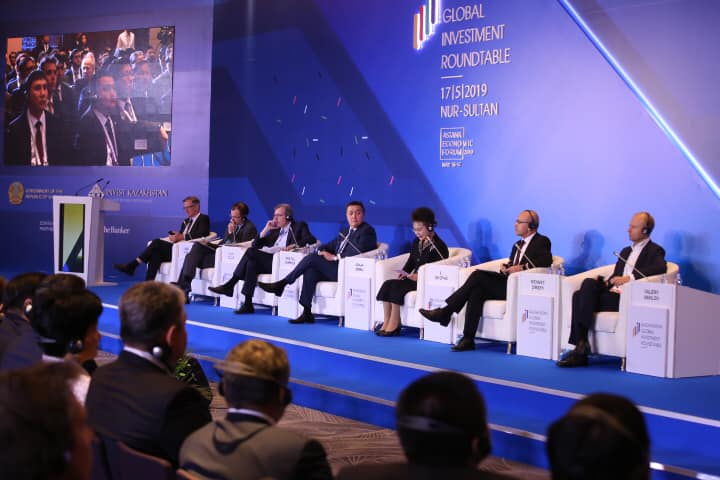 Kazakh, foreign companies sign $9 billion in deals in Nur-Sultan