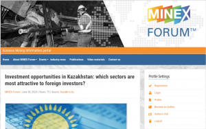 Investment opportunities in Kazakhstan: which sectors are most attractive to foreign investors?